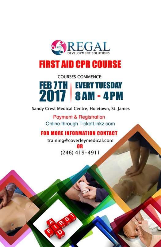 FIRST AID & CPR COURSE