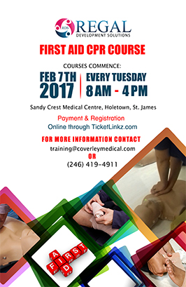 Coverley Medical Center - FIRST AID & CPR COURSE